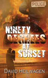 Ninety Degrees at Sunset by David Heilwagen