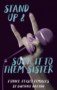 Stand Up & Sock it to them Sister cover