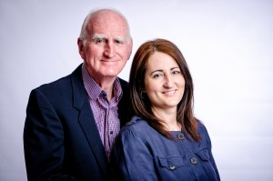 Michael Mahony and Valerie Ganzevoort